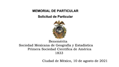 """Photo of La SMGE pide al Congreso se declare """"México-Tenochtitlan, Ciudad Heroica"""""""