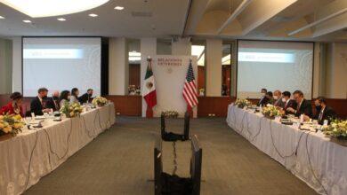 """Photo of """"Estados Unidos y México comparten valores democráticos y prioridades comunes, lo cual incluye lograr mejoras en materia de salud, seguridad y prosperidad económica para todos"""": Jake Sullivan"""