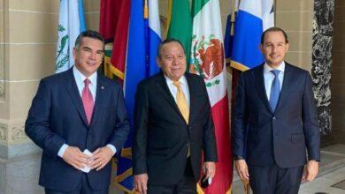 """Photo of """"Va por México"""" defiende democracia mexicana, ante la OEA: Alejandro Moreno"""