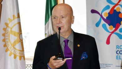 Photo of Rotary avanza gracias a las nuevas generaciones: Paco Creo