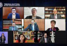 Photo of El TEPJF confirma la constancia de mayoríay validez de la elección a lagubernatura de Campeche