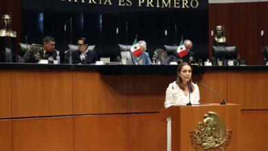 """Photo of """"Que los abrazos y no balazos sean para todas las niñas, niños y adolescentes de nuestro país, y nunca más para los criminales"""": Josefina Vazquez Mota"""