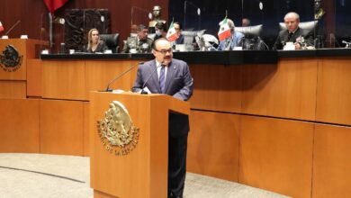 """Photo of """"La violencia no se desarrolla igual en todo el territorio nacional, aplicar las mismas medidas a todos, no va a conducir a un proceso de pacificación"""": Senador Carlos Ramírez Marín"""